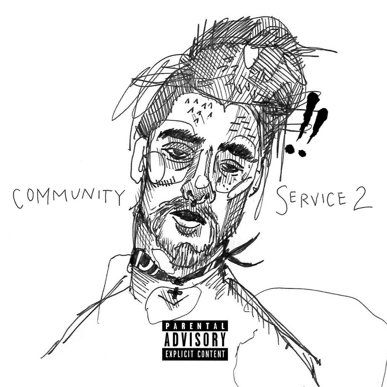 1280x1280 Tidal Listen To Community Service 2! On Tidal