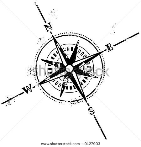 Compass Circle Drawing