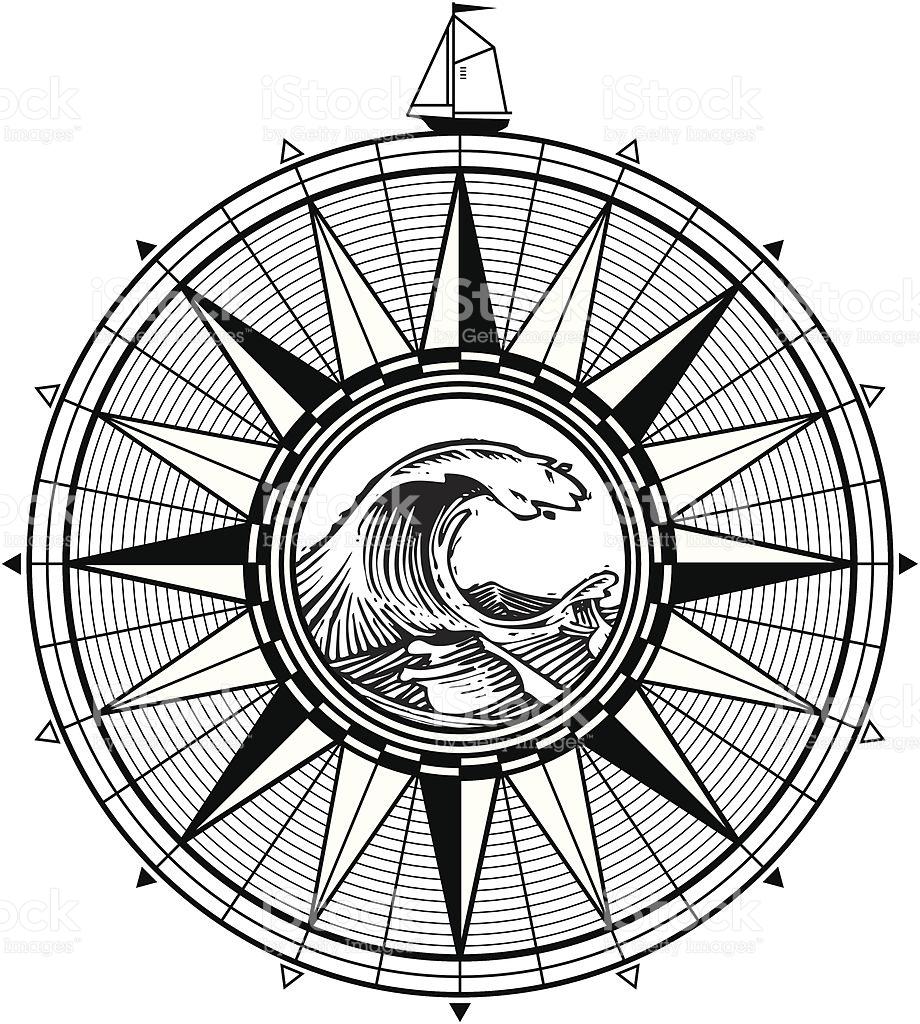920x1024 Compass Rose Project [Art Math] Keller's Blog Site