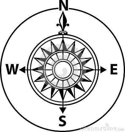 400x424 Direction Compass Clipart, Explore Pictures