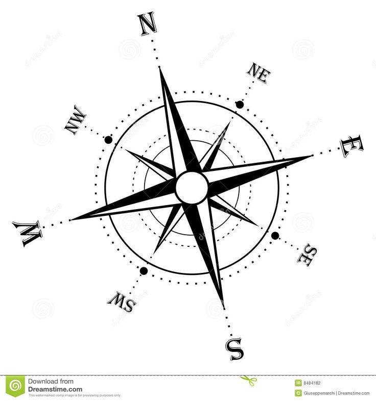 736x786 Nautical Compass Rose Clip Art