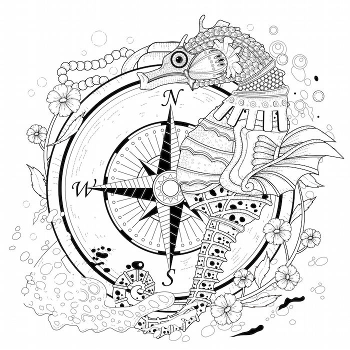 700x700 Compass Tattoo Meaning