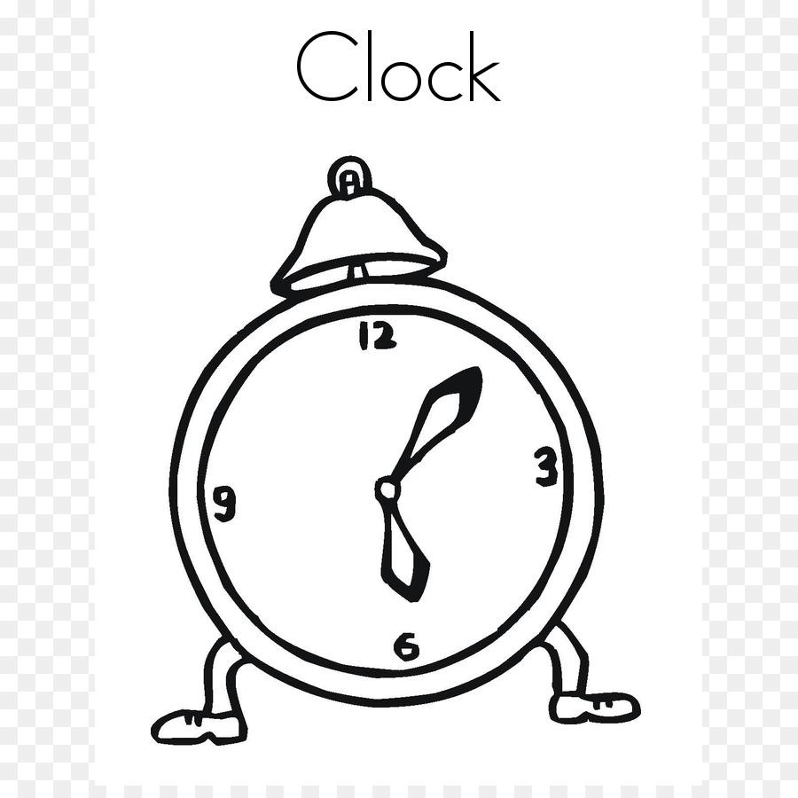 900x900 Alarm Clocks Coloring Book Table Cuckoo Clock
