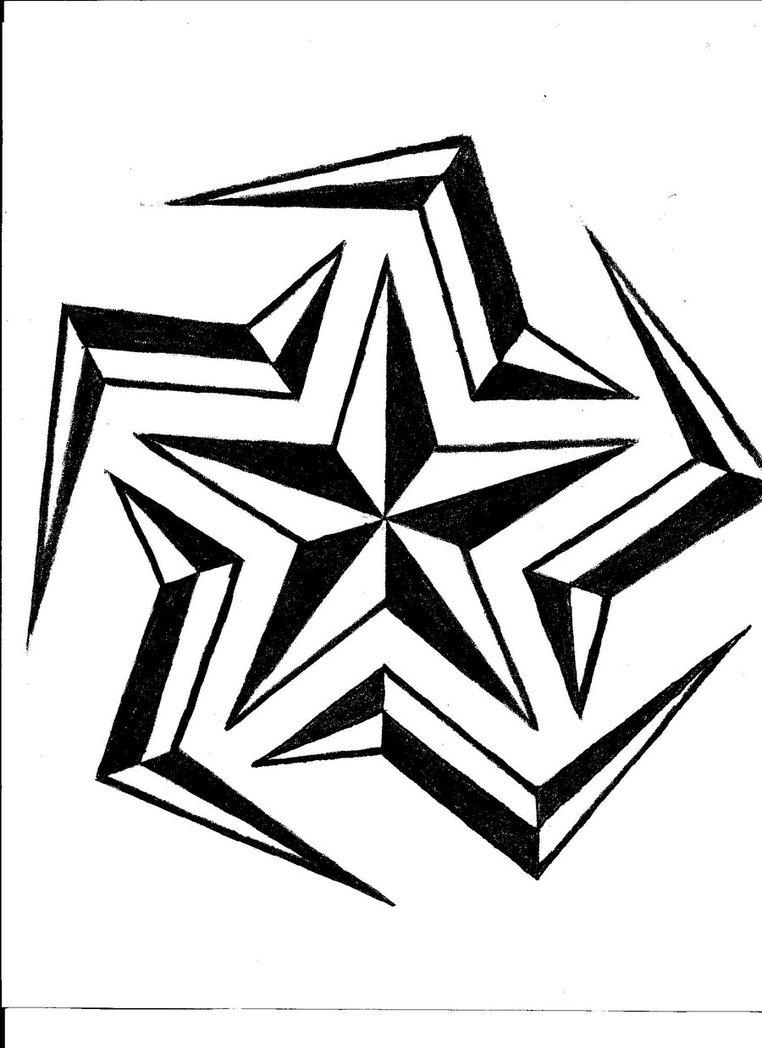 762x1048 Compass Rose Star By Crisslowwpolarbear