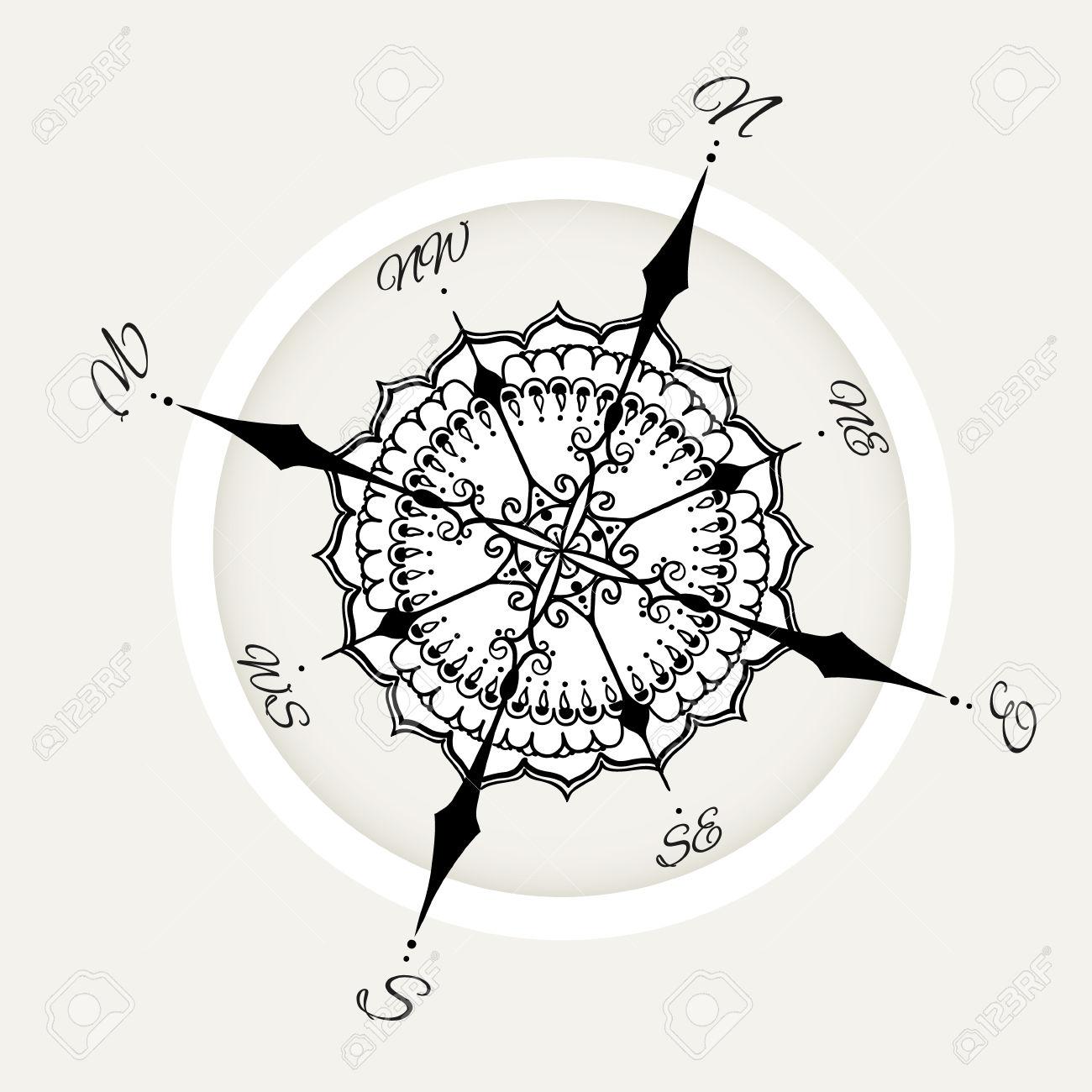 1300x1300 Drawn Compass Basic