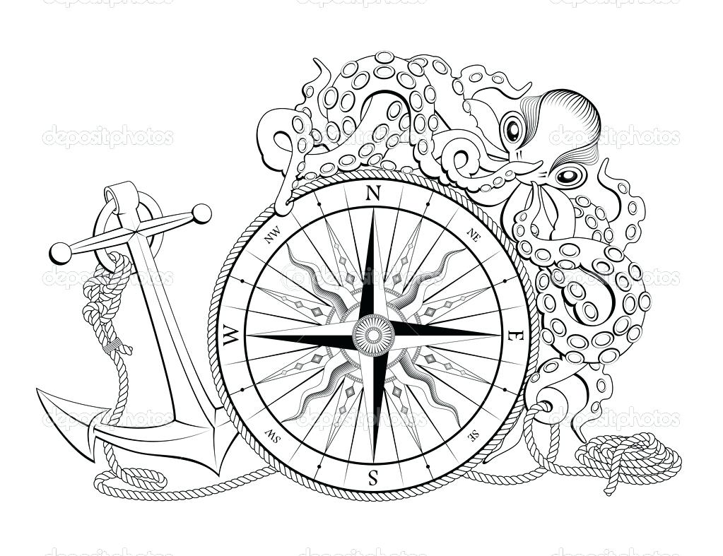 Compass Drawing at GetDrawings.com | Free for personal use Compass ...