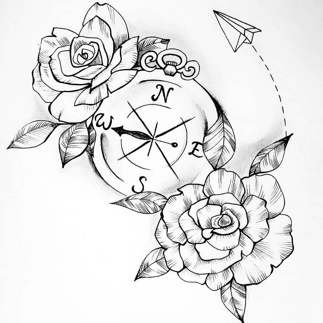 1080x1080 Rose