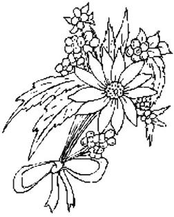 252x314 Drawings Of Flowers