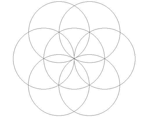 520x402 The Best How To Draw Sacred Geometry Ideas