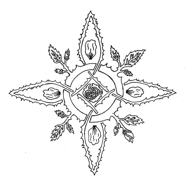 Compass Rose Drawing At Getdrawings Com Free For Personal Use