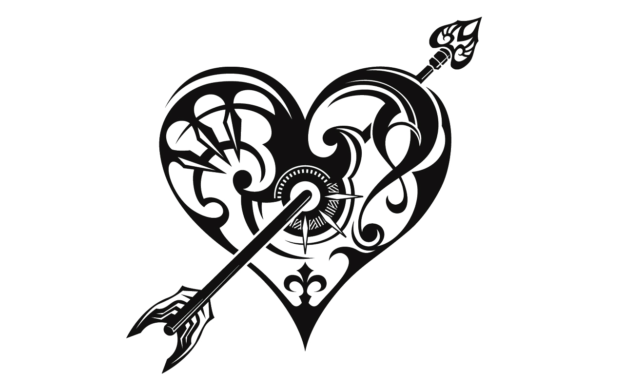 Compass Tattoo Line Drawing : Compass tattoo drawing at getdrawings free for personal use