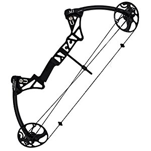 300x300 Compound Bow Only, M1, 19 30 Draw Length, 19 70lbs