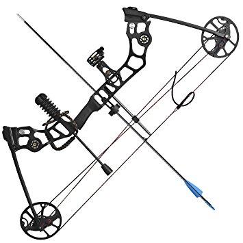 355x355 Demon Eight Compound Bows, Big Archery Hunting
