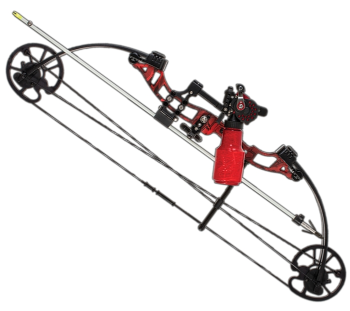 700x623 Archery Sucker Punch Compound Bow Bowfishing Package