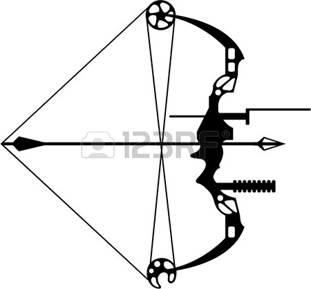 450x418 Compound Bow Stock Photos. Royalty Free Compound Bow Images