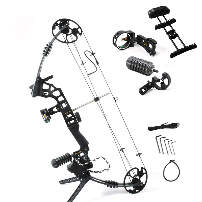 800x800 Adjustable 30 70 Lbs Archery Compound Bow Powerful Outdoor