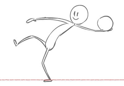 400x277 How To Animate A Character Throwing A Ball
