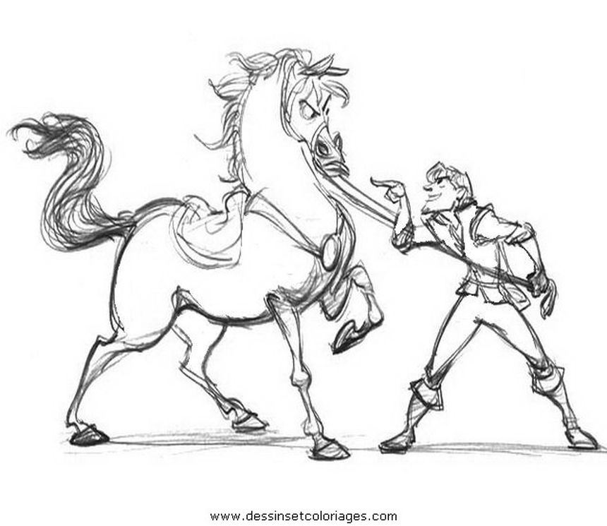 860x745 Tangled Concept Art And Character Art Cartoons Of The Ages