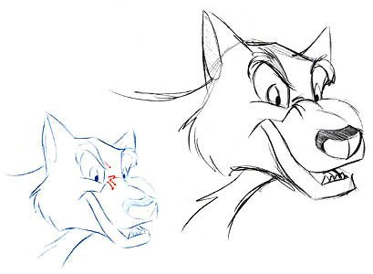 409x300 How To Draw Animation Facial Wrinkles Animation World Network