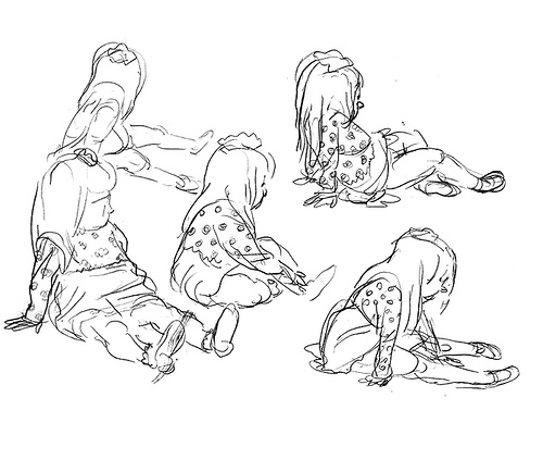 500x434 Life Drawing An Essential Or An Extra