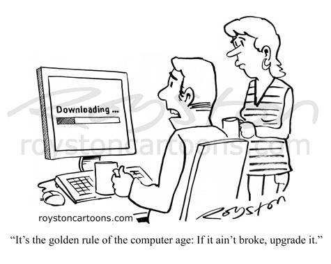 475x380 Royston Cartoons Computer Cartoon Make It Stop