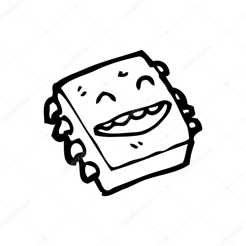 1024x1024 Computer Chip Cartoon Stock Vector Lineartestpilot