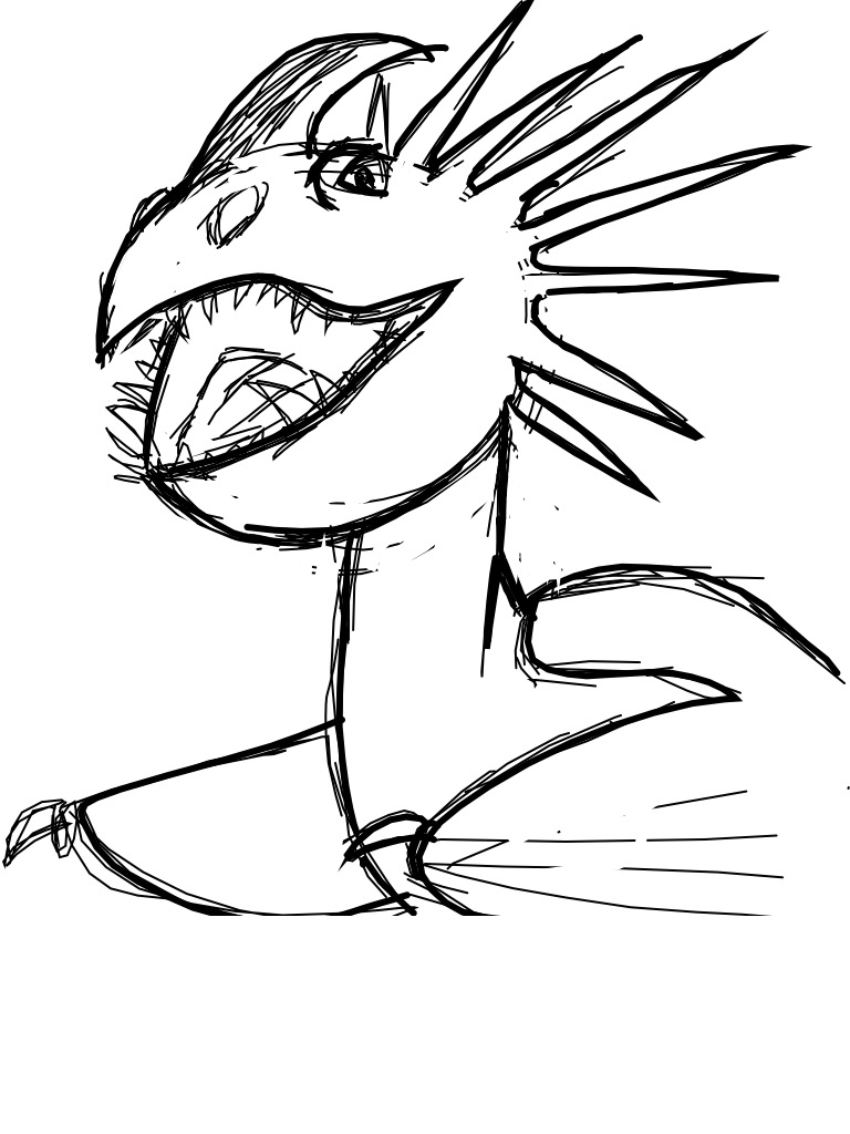 768x1024 Taking Computer Drawn Dragon Requests! School Of Dragons How