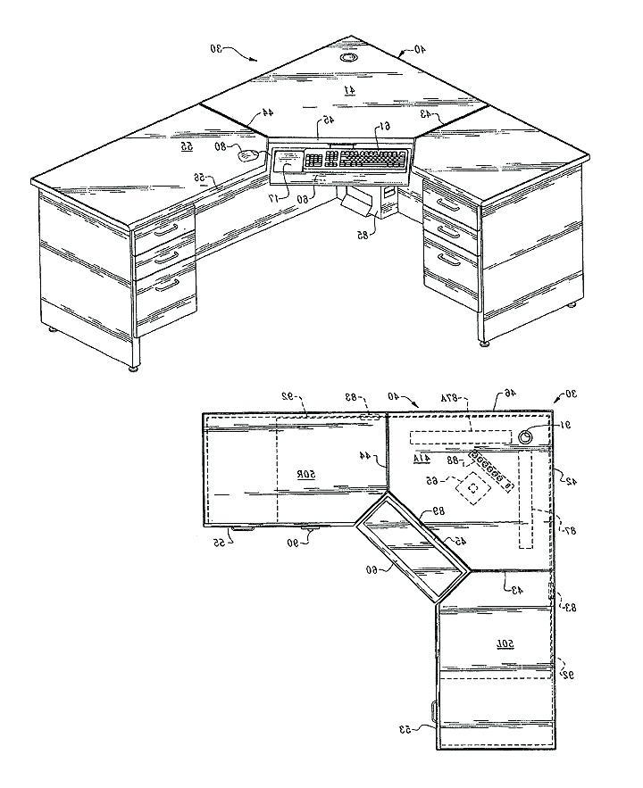 720x883 Corner Desk Building Plans White Wallpaper Computer Desk Plans