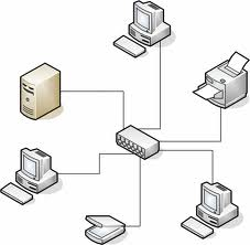 227x222 Network Lessons What Is A Computer Network