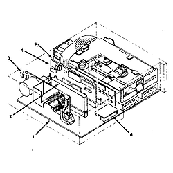 250x250 Ibm Computer Parts Model Pcjr Sears Partsdirect