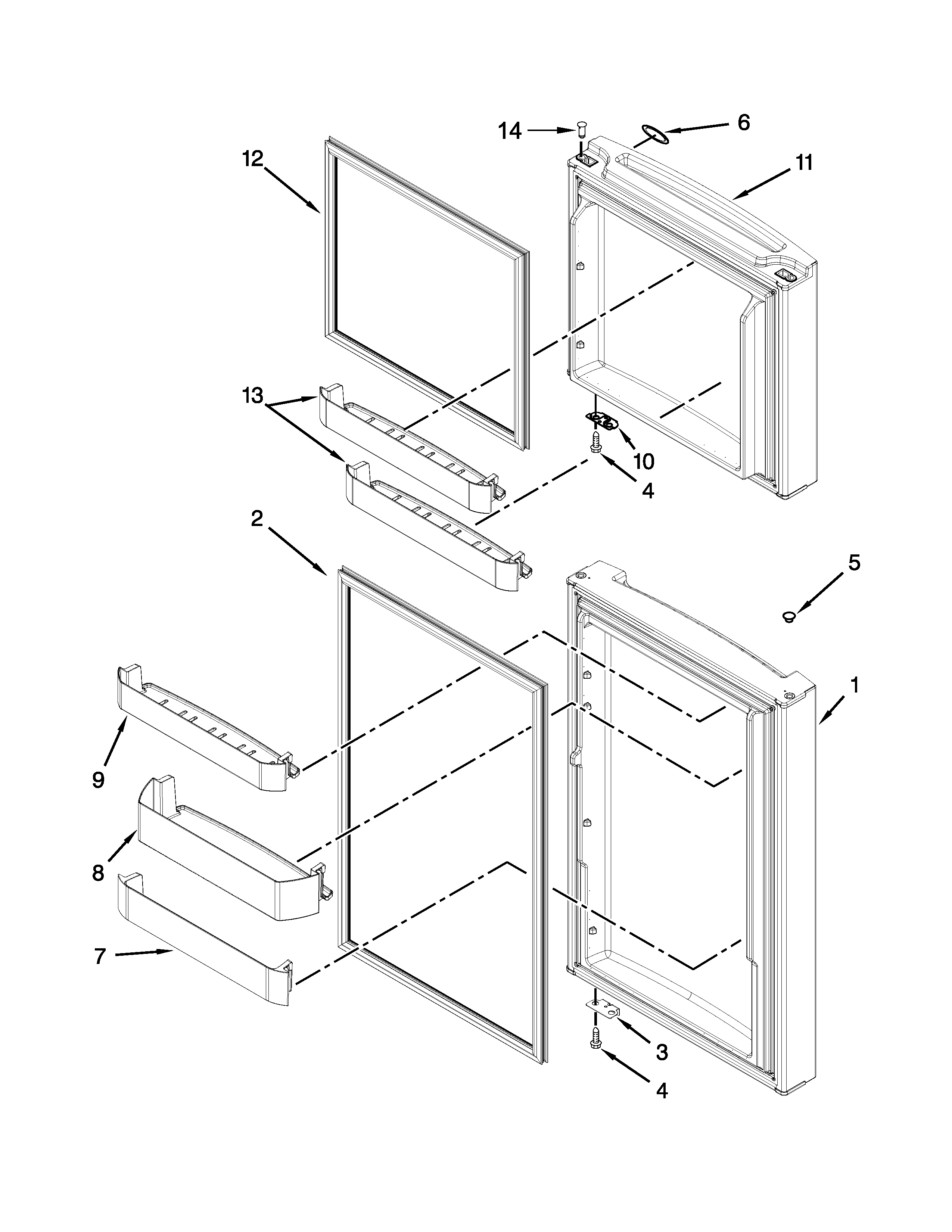 Computer Parts Drawing At Free For Personal Use Diagram With Its Best Laptops Under 500 2550x3300 Whirlpool Refrigerator Model Wrt111sfdm02 Sears Partsdirect