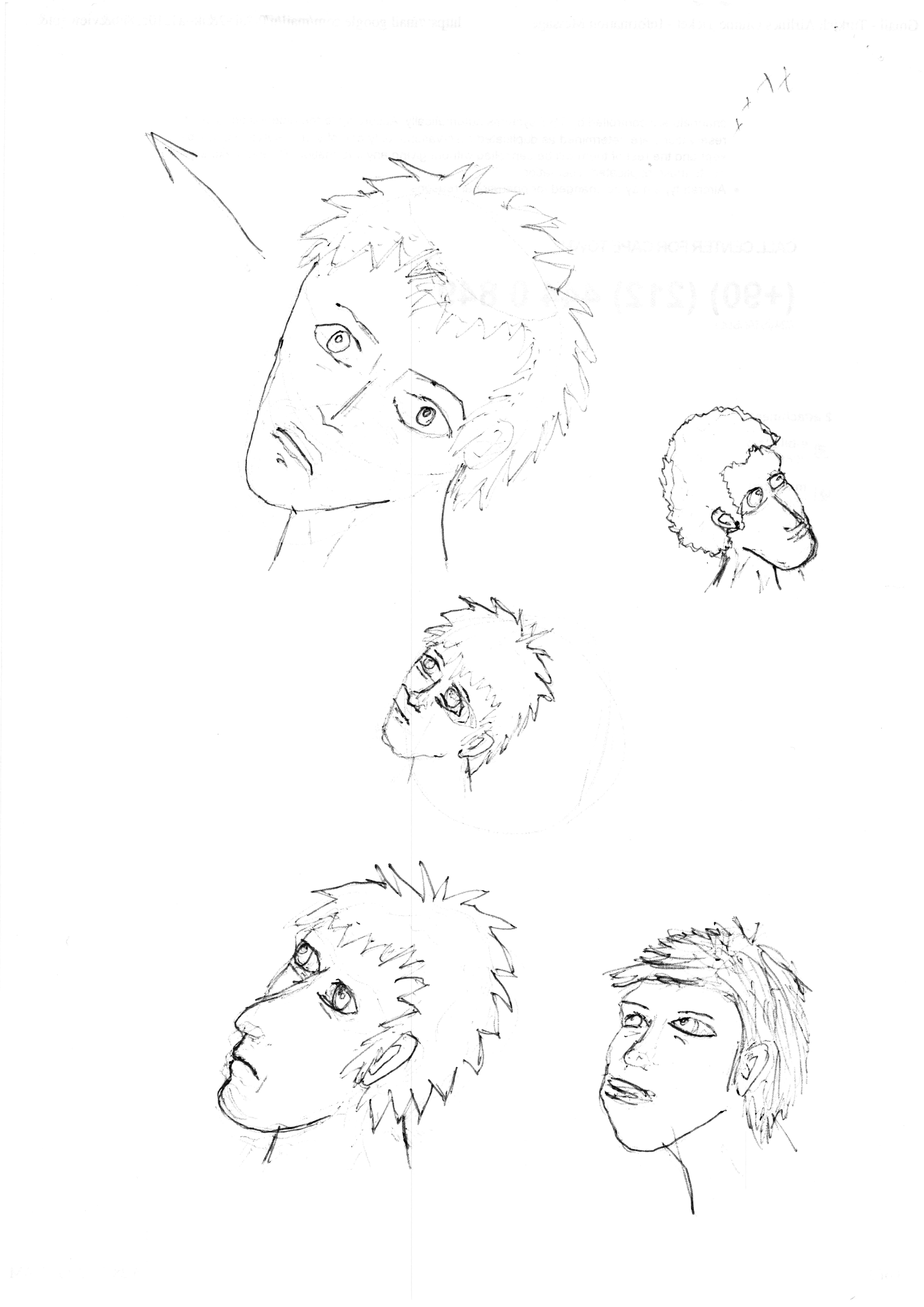 4960x7016 Draw Comics Update