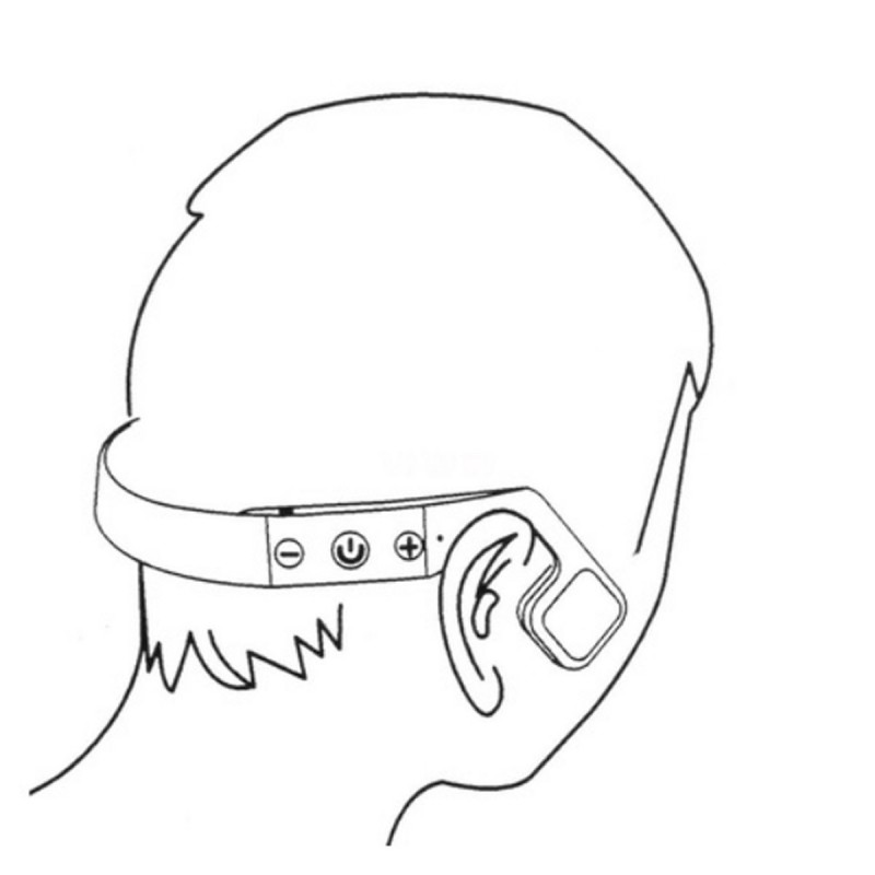 800x800 Camilla's Ideas Bone Conduction Sports Headphone