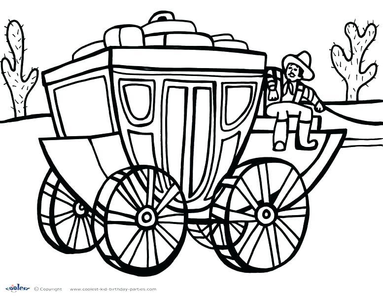 Conestoga Wagon Drawing At Getdrawings Com