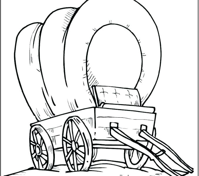 678x600 Wagon Coloring Page Wagon Coloring Pages To Print Synthesis.site