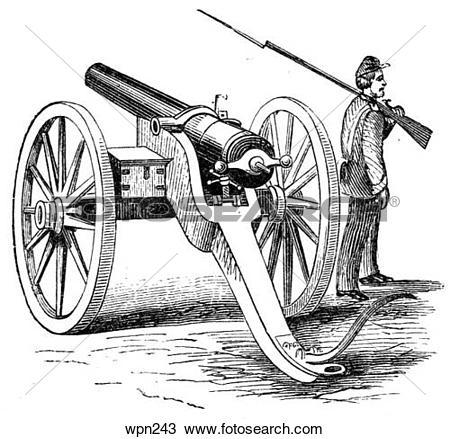 450x439 Civil War Clipart Drawing