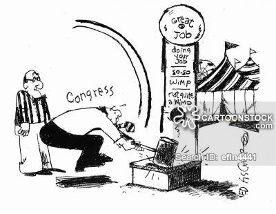400x310 United States Congress Cartoons And Comics