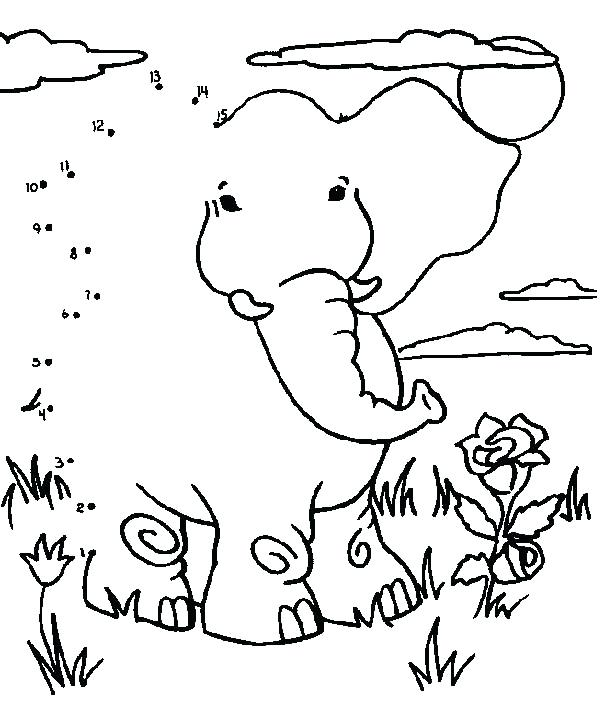 616x707 Connect The Dots Coloring Pages Connect The Dots Coloring Pages