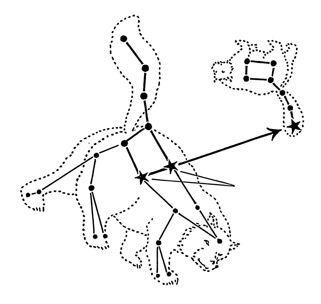 Constellation drawing at getdrawings free for personal use 1081x1024 filedipper constellations psfg freerunsca Choice Image