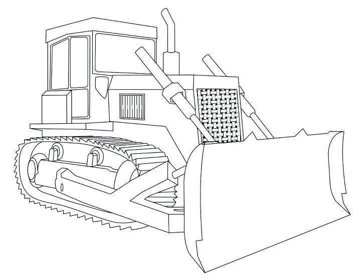 720x557 Construction Equipment Coloring Pages Fresh Construction Equipment