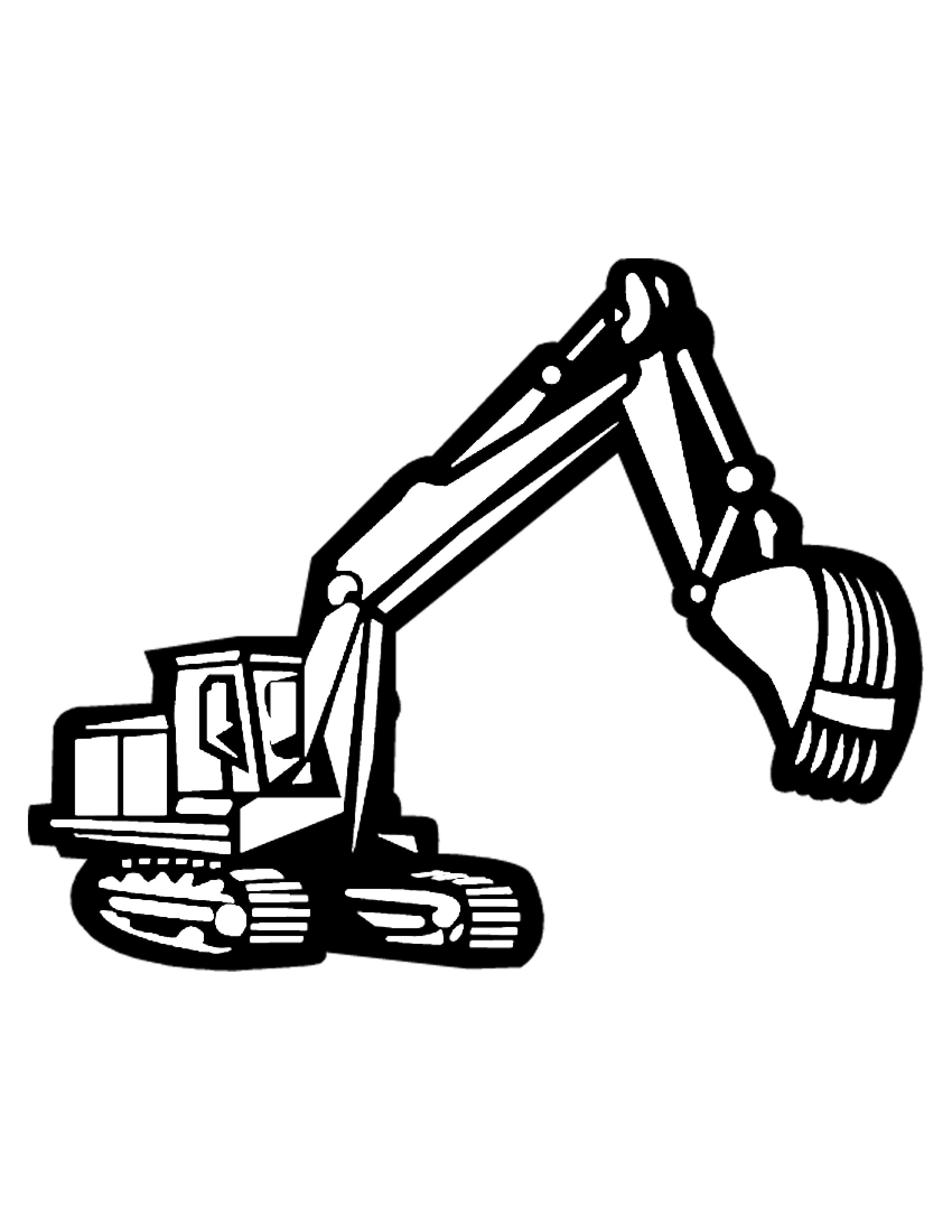 2550x3300 Construction Hat Coloring Page Free Draw To Color