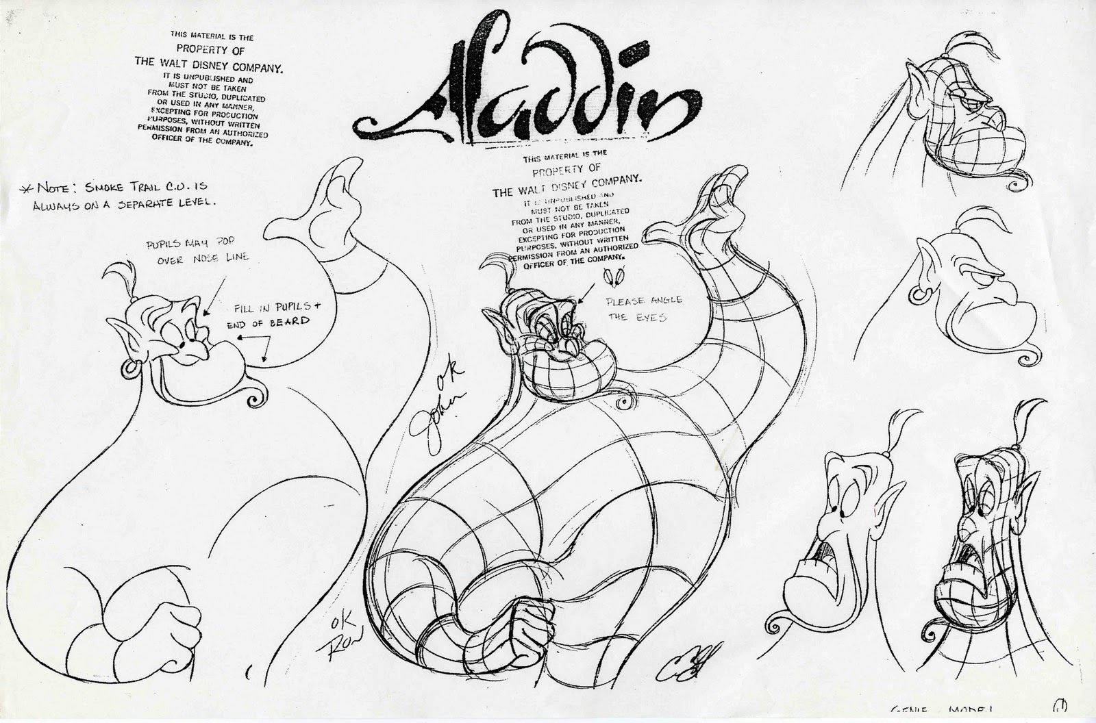 1600x1056 Character And Creature Design Notes Model Sheets 101 Part 1