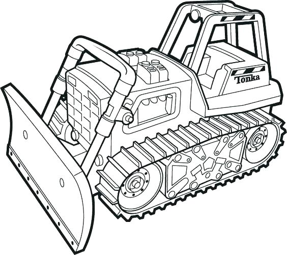 564x501 Construction Vehicles Coloring Pages Construction Vehicle Coloring