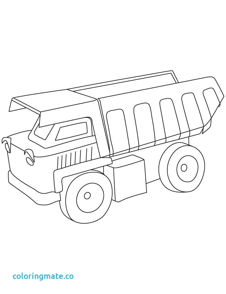 720x936 Dump Truck Coloring Pages New Dirty Dump Truck Coloring Pages Dump