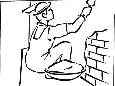 440x330 Construction Worker Coloring Pages Best Of Construction Coloring