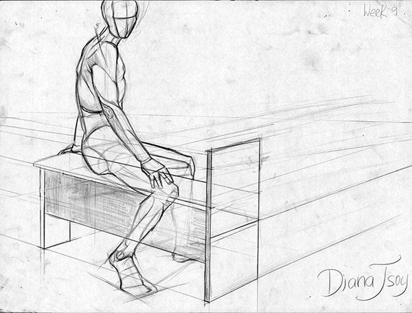 600x455 Drawing On Pratt Portfolios
