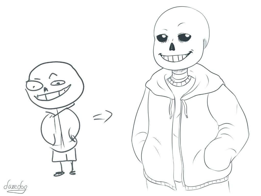 1024x768 Draw This Again Contest Undertale Amino