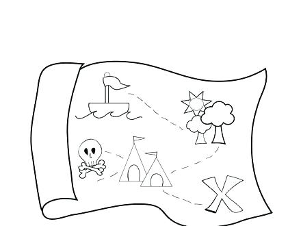 440x330 Coloring Pages World Map United States Map Coloring Page