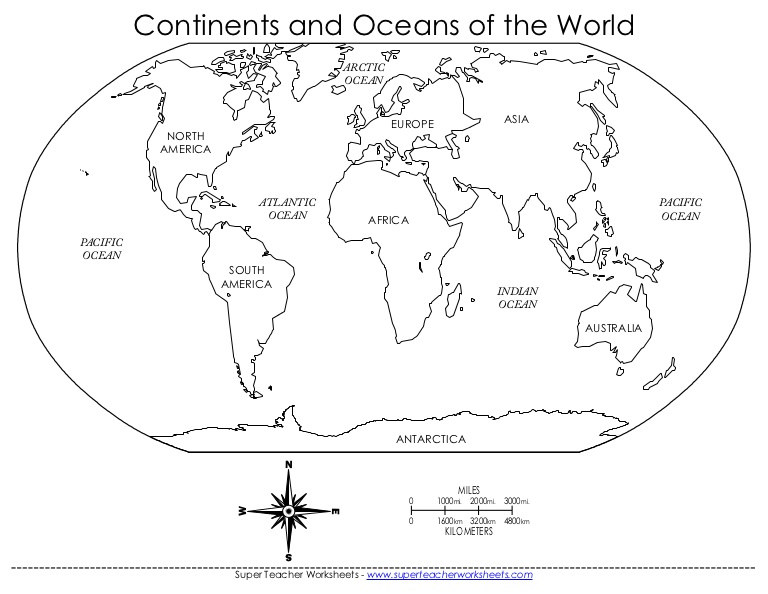 Continents drawing at getdrawings free for personal use 768x594 continents oceans wmzbn gumiabroncs Choice Image