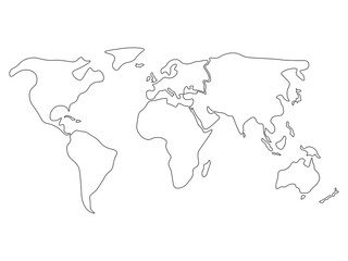 320x240 Search Photos Continent Map